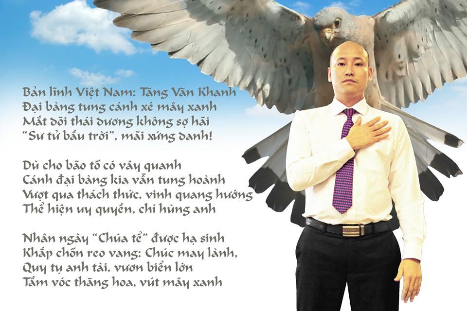 Anh Tăng Văn Khanh - TGĐ Công ty CPĐT K&G Việt Nam