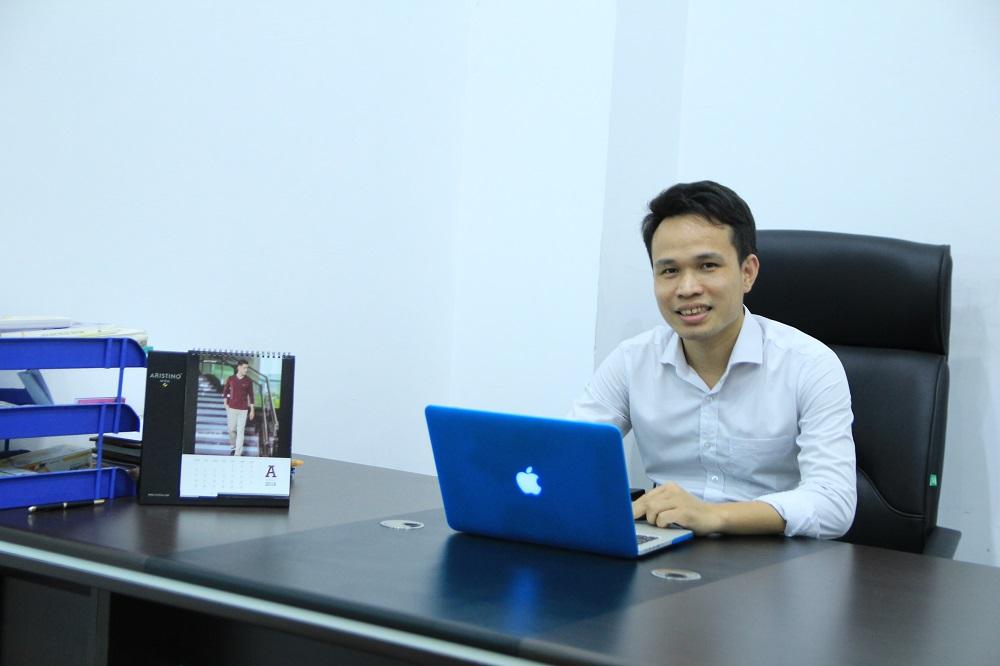 Anh Lê Hồng Thái - GĐ Nhà máy K&G