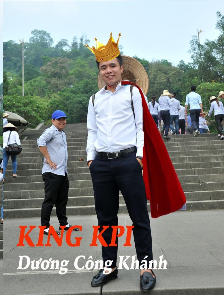 King KPI Dương Công Khánh