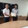 Gương mặt rạng rỡ và đầy tự hào của Thái Kiên Quyết khi nhận giải