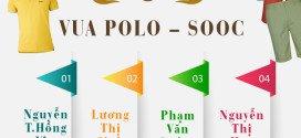 Bảng vinh danh những vị vua Polo – Sooc