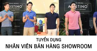 NHAN VIEN BAN HANG SHOWROOM