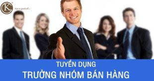 truong-nhom-ban-hang